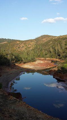 Jornadas turismo interior destino Andalucía | Flickr - Photo Sharing!  #Andalucía #Riotinto #Huelva #tumejortu #Spain recorrido en tres turístico por las minas de Riotinto #turismo