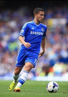 Eden Hazard - Chelsea 2 v Hull City 0 - Premier League