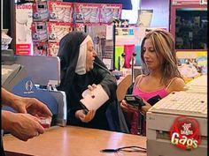 Party Nuns Hidden Camera Prank