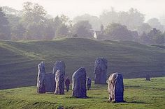 Avebury is located in the southwest area of England near Swindon. Though Swindon is not much to be inspired by, its neighboring Wiltshire Village of Avebury is a must see. When you see the stone circle of Avebury, a sense of peace and mysticism takes over you. Perhaps it's the fact that the sites here were created over 3500 years ago, or that it's the modern day druids performing peaceful rituals on site for the equinoxes, or perhaps its Silbury Hill looming in the distance that brings out...