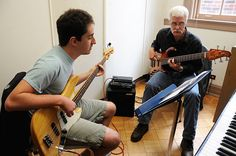 Adults Benefit From Music Lessons Too!