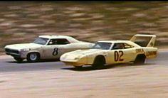 Old school NASCAR road racing. Looks like Riverside.