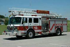 East Barren VFD Ladder 12 ★。☆。JpM ENTERTAINMENT ☆。★。