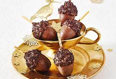 Honiglebkuchen-Eicheln Caramel Apples, Cake, Desserts, Food, Cocoa Butter, Baking Cookies, Ginger Beard, Honey, Tailgate Desserts