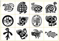 cultura santamariana - Buscar con Google Native American Animals, Native American Symbols, Native American Design, Native Design, Arte Tribal, Tribal Art, Doodles Zentangles, Mundo Hippie, Colombian Art