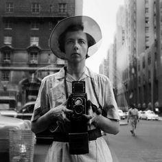 Vivian Maier: la retrospettiva italiana al Museo Mann di Nuoro