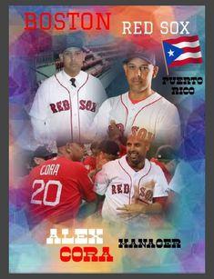 """ALEX CORA"",BORICUA COMO EL COQUI!!!!WEEEEPA!!!! Puerto Rican Men, Baseball Players, Baseball Cards, Puerto Rico History, Enchanted Island, Boxing Champions, Puerto Ricans, Boston Red Sox, Caribbean"