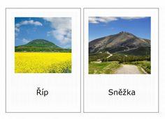 Symboly Česka - kartičky – (Mujblog.info v3.1) Geography, Mountains, Nature, Travel, Naturaleza, Viajes, Destinations, Traveling, Trips
