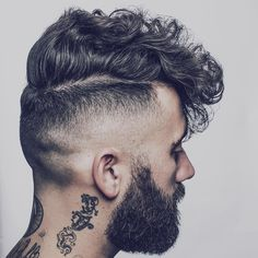 Haircut by thenomadbarber http://ift.tt/1LWOn6j #menshair #menshairstyles #menshaircuts #hairstylesformen #coolhaircuts #coolhairstyles #haircuts #hairstyles #barbers
