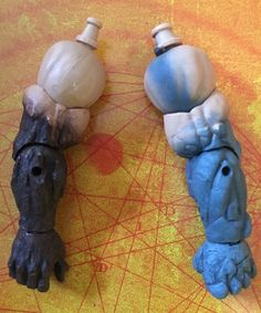 Marvel Legends Absorbing Man Wood & Concrete Arms BAF Part! Build a Figure