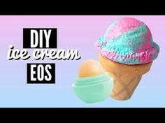 Learn to make this awesome eos lip balm in this weeks second video! Enjoy! Send me pictures if u try it out! Love ya!❤️ XOXO-C