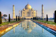 Nordindiens største seværdigheder