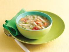 Hungry Chick Chunky Soup Recipe | Food Network