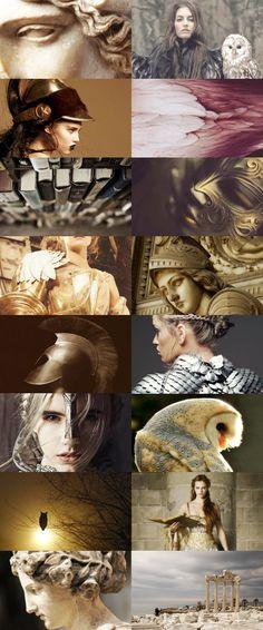 Greek Myths - Athena Hera/ Persephone/ Artemis/ Aphrodite/ Hestia/ Demeter/ Hecate/ Selene/ Eos/ Gaia/ Asteria Gods Series