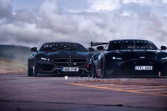 Mercedes AMG GT by Rain Prisk