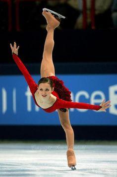 Sasha Cohen... my absolute favorite!!