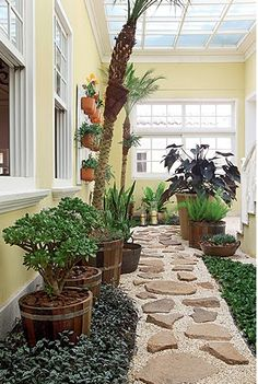 Do You Need Landscaping Ideas For Side Yards That Are Long And Narrow Present A Design Challenge Steal These Easy
