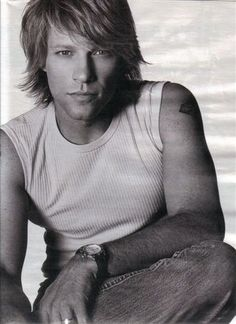 Jon Bon Jovi - it was either late 2007 or early 2008.