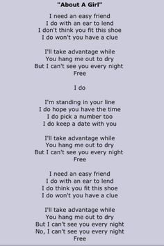 Nirvana- best song EVER