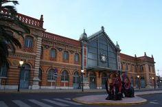 antigua estación de Almería