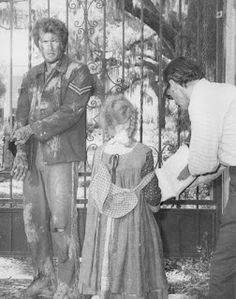 The Clint Eastwood Archive: On the Louisiana set of Clint Eastwood's 1971 original 'Beguiled'