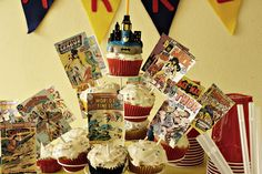 superhero party!
