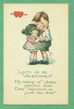 Charles Twelvetrees Valentine: Postcard