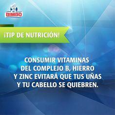 ¿Saben en qué alimentos los pueden obtener? #TipDeNutrición.