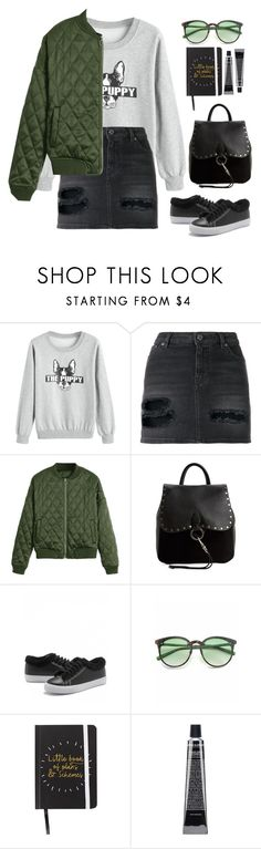 """""""Untitled #922"""" by justkejti ❤ liked on Polyvore featuring Givenchy and Rebecca Minkoff"""