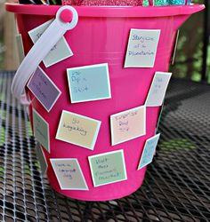 50 Ideas for Your Summer Bucket List