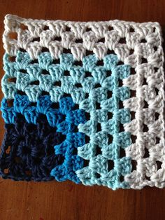 Ravelry: Project Gallery for Granny Square 61 pattern by Carole Prior