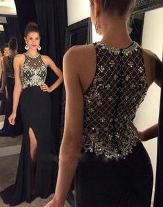 Beautiful Prom Dress, black prom dresses backless prom dress sexy prom dress simple prom dresses 2018 formal gown beading evening gowns beaded party dress prom gown for teens Meet Dresses Homecoming Dresses Long, Junior Prom Dresses, Strapless Prom Dresses, Prom Dresses For Teens, Beaded Prom Dress, Black Prom Dresses, Dress Prom, Dress Long, Party Dresses