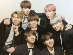 BTS Featured In 'Shukan Josei PRIME / Women's Weekly PRIME' A Japanese Magazine ❤ #BTS #방탄소년단