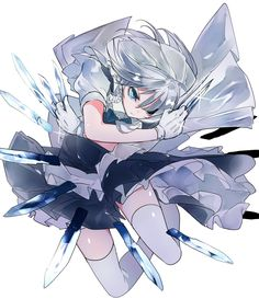 Touhou Anime, Manga Anime, Character Concept, Character Art, Anime Poses, Beautiful Anime Girl, Art Reference Poses, Anime Artwork, Character Design Inspiration