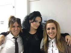 TARJA TURUNEN  NOCHEBUENA & FIN DE AÑO TELECINCO  MIJAS NATURAL (B&H)  TARJA TURUNEN estrella invitada en la GALA TELECINCO (NOCHEBUENA & FIN DE AÑO) <3 MUA Nails & Hair MIJAS NATURAL (Beauty & Hair) naturalmente ;-) Presentada por PAZ PADILLA JOAQUÍN PRAT y TAMARA GORRO contará además con las actuaciones de CARLOS BAUTE RUTH LORENZO PITINGO DIEGO MARTÍN GEMELIERS MERCHE MANUEL CARRASCO MARÍA ISABEL DAMA RASEL CALLUM BERTÍN OSBORNE AURYN ANTONIO OROZCO AMIRA WILLIGHAGEN o AINHOA ARTETA entre…