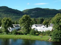 Dunkeld, Perthshire our favorite, start / end point Scottish Cottages, Scotland Holidays, Scottish Highlands, Kayaking, Celtic, Places To Visit, River, Island, Outdoor