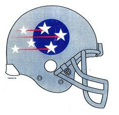 Prototype patriots logo / helmet