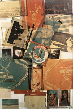 Robert Rauschenberg, Congress Of Racial Equality (Core) Poster, 1965, Julien's Auctions: Street Art and Contemporary Art Day Sale