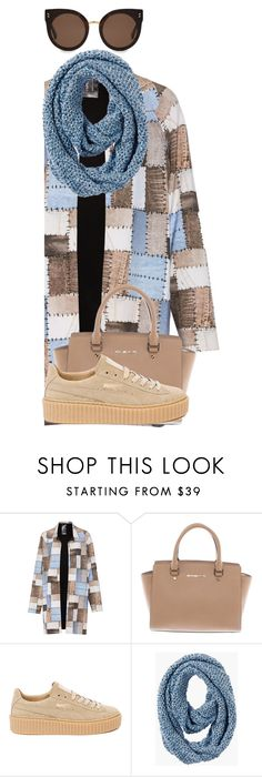 """""""Untitled #1368"""" by nuria-f ❤ liked on Polyvore featuring Norma Kamali, Michael Kors, Puma, Chico's and STELLA McCARTNEY"""