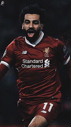 Liverpool Football Club, Liverpool Fc, Muhammed Salah, Mo Salah, Red Day, Malcolm X, Sports Games, Football Players, Real Madrid