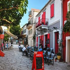 Phiskardo, Kefallinia, Greece