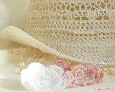 """Ażurowa czapka """"Vanessa"""""""