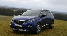 Allnew Peugeot 3008 - Tracktest: http://www.neuwagen.de/fahrberichte/12289/peugeot-3008-suv-a-la-francaise.html