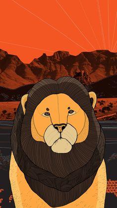 Diana Hope 'Lion'