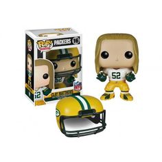 Green Bay Packers linebacker and former USC standout Clay Matthews III stands 3 tall in Pop! Vinyl Format and comes packaged in a window display box. Clay Matthews comes in his road Green Bay Packers uniform and features a removable Packers helmet! Packers Baby, Packers Football, Greenbay Packers, Packers Memes, Packers Funny, Football Fever, Football Baby, Clay Matthews, Green Bay Packers Fans