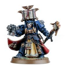 'Space Marine Librarian in Terminator Armour