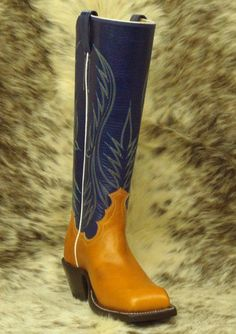 Custom Cowboy Boots, handmade by Legendary Boot Co., El Paso Texas ...