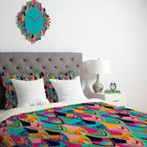 Found it at AllModern - Vy La Love Birds 1 Duvet Cover Collection