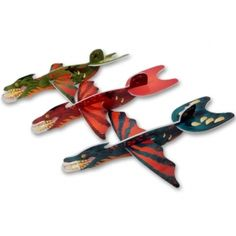 Chinese Dragon Party Gliders - How to Train Your Dragon Party Favors?