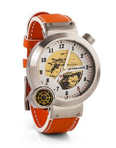 07a5138a529 Designer Star Wars Watches  Especially helpful for time travel via  hyperdrive malfunction